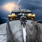 Flying Pig Rat Rod by barkeypf