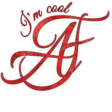 I'm cool AF by Vinto