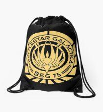 Battlestar Galactica Drawstring Bag
