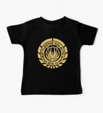 Battlestar Galactica Baby Tee