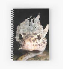 Cuaderno de espiral Cáscara facial