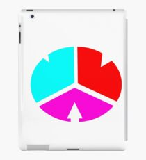piechart iPad Case/Skin