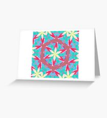 Malachite Winter Vacation Fall Into Winter Collection from Green Bee Mee Greeting Card