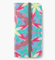 Malachite Winter Vacation Fall Into Winter Collection from Green Bee Mee iPhone Wallet/Case/Skin