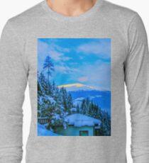 a colourful Austria landscape T-Shirt