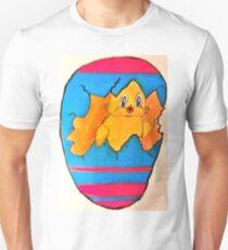 PEEK A BOO EASTER CHICK Unisex T-Shirt