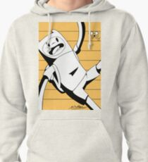Advebture Time Finn and Jake Pullover Hoodie