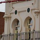 Windows, Hannan St,Kalgoorlie. West Australia by robynart