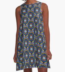 Blue Mood A-Line Dress