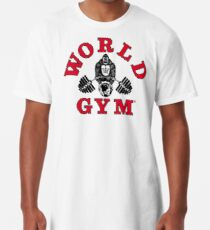 Gorilla World Gym Long T-Shirt