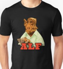 Alf the extraterrestrial Tv show Unisex T-Shirt