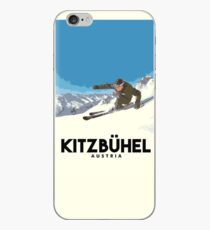 Ski Kitzbühel Austria iPhone Case