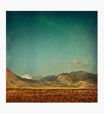 Somewhere Faraway Photographic Print