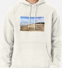 Someone to Love Is the Answer Pullover Hoodie