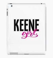 Keene Girl New Hampshire Raised Me iPad Case/Skin