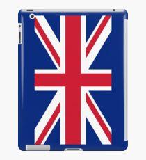 United Kindom Flag iPad Case/Skin
