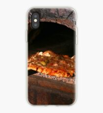 delicious pizza and brick oven pizzeria iPhone Case