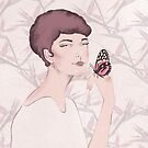 Lady Butterfly von youdesignme