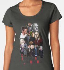 iZombie Obsessed Women's Premium T-Shirt