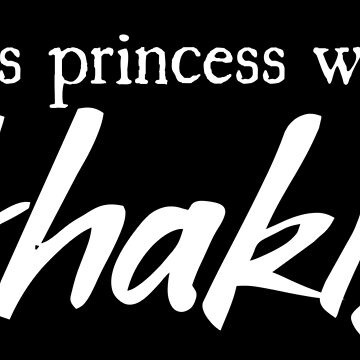 This princess wears Khakis by jazzydevil