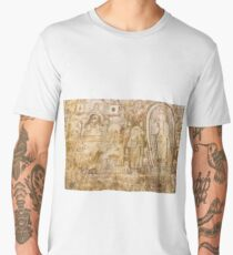 Vintage Ceylon Art Series - tapestry Men's Premium T-Shirt