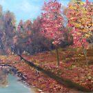 Autumn View by Cynthia Kondrick