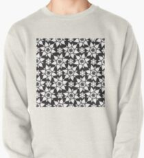 Star Flowers Pattern Pullover
