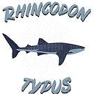 Whale shark whale giant shark favorite animal seafood gift by ArtOfCopenhagen