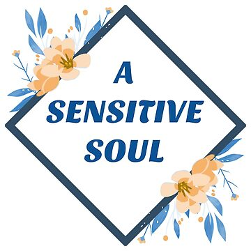A sensitive soul T shirt for men and women  by tengamerx