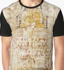 Vintage Ceylon Art Series - Tapestry Graphic T-Shirt
