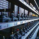 Inside Daisho-in Temple - Miyajima, Japan by IkuTree