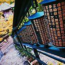 Daisho-in Prayer Wheels - Miyajima, Japan by IkuTree