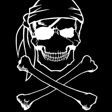 Skull Pirate | Crossbones by HumbaHarry