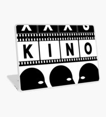 CINEMA HEAD FILMSTRIP Laptop Skin
