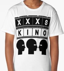 CINEMA HEAD FILMSTRIP Long T-Shirt