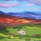 sheep by Joni Philbin