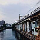 River in Asakusa - Tokyo, Japan by IkuTree
