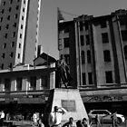 Gandhi Square Johannesburg by vrphotographysa