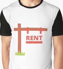 Rent Graphic T-Shirt