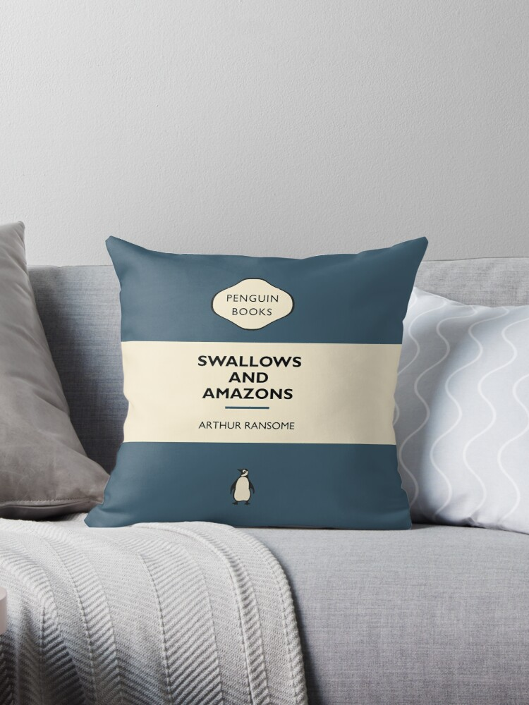 Swallows and Amazons by RetroPops