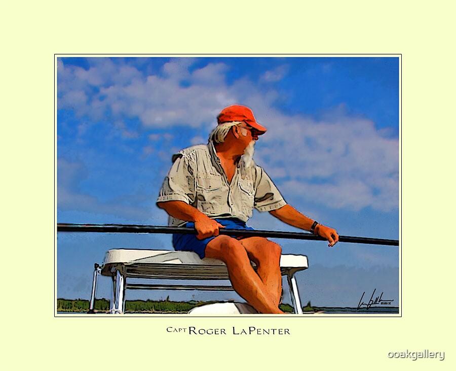 Captn Roger LaPenter by J Leslie  Booth