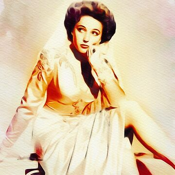 Laraine Day, Vintage Actress by SerpentFilms