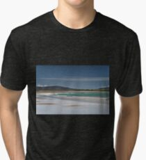 North Uist: Turquoise Waters  Tri-blend T-Shirt