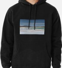 North Uist: Turquoise Waters  Pullover Hoodie
