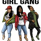 Girl Gang by Sophie Bonhomme