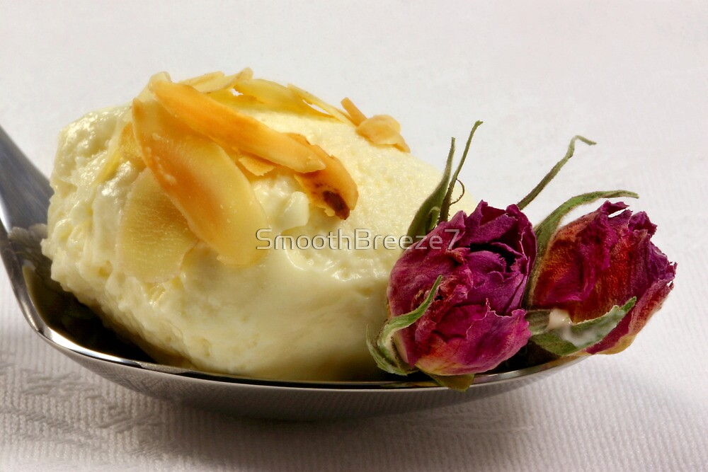 Mousse d'Amande et de la Rose by SmoothBreeze7