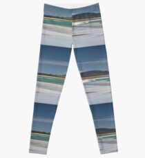 North Uist: Turquoise Waters  Leggings