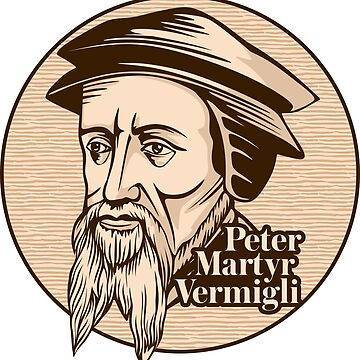 Peter Martyr Vermigli (1499 – 1562) was an Italian-born Reformed theologian. Christian figure. by biblebox