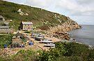 Penberth Cove by John Keates