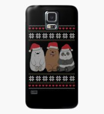 Christmas bears Case/Skin for Samsung Galaxy